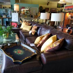 photo of brevard nc united states century furniture double chaise leather
