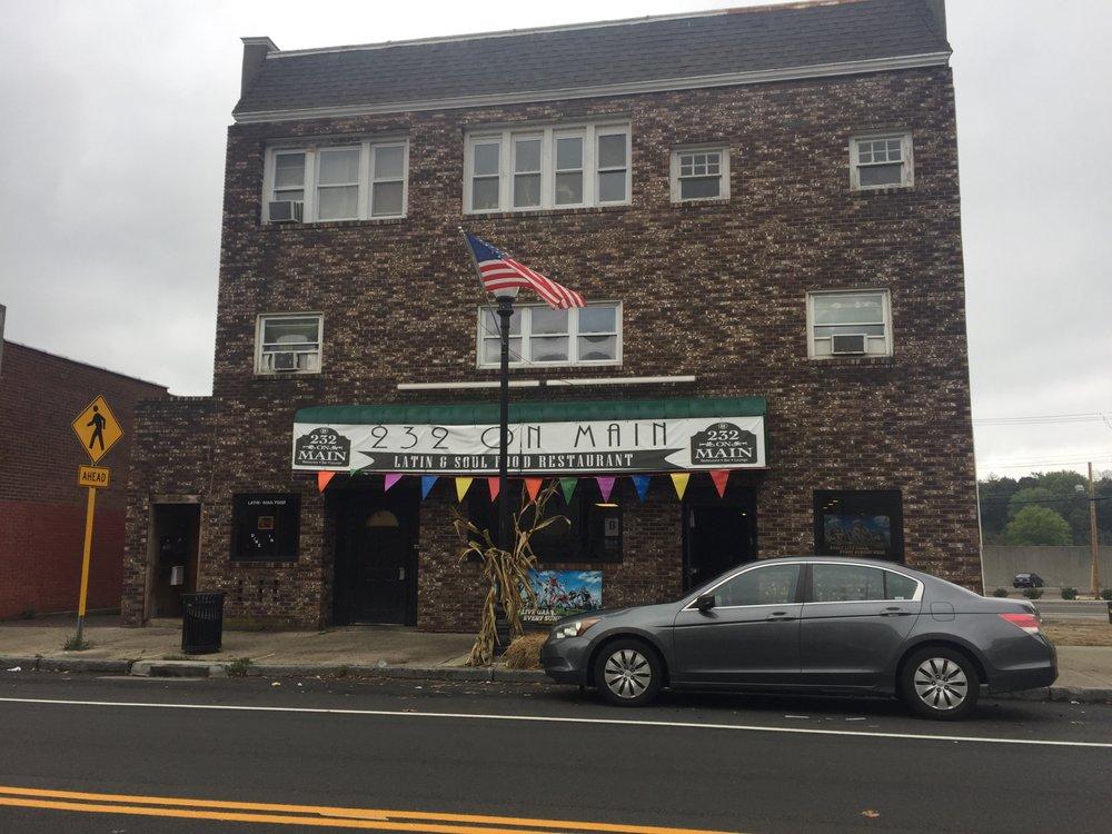 232 On Main Latin & Soul Food Restaurant: 232 Main St, Ansonia, CT