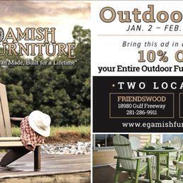 E G Amish Furniture 60 Photos Furniture Stores 3616 Hwy 6 S Sugar Land Tx United