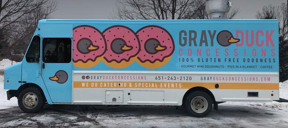 GrayDuckConcession: Dellwood, MN