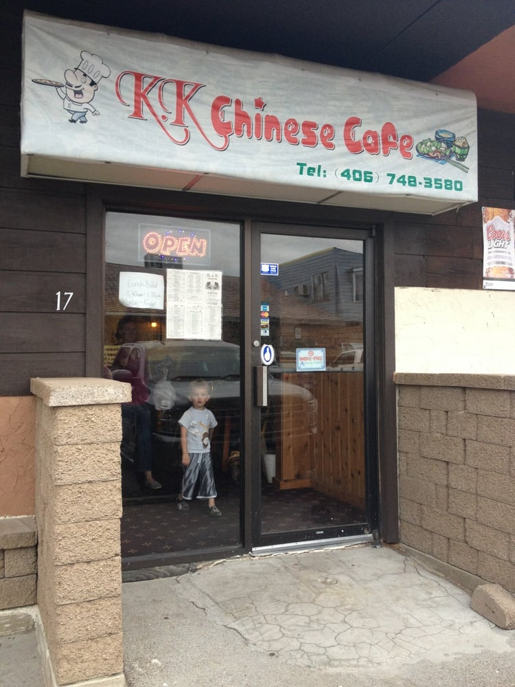 K&K Chinese Cafe: 17 Spruce St, Colstrip, MT