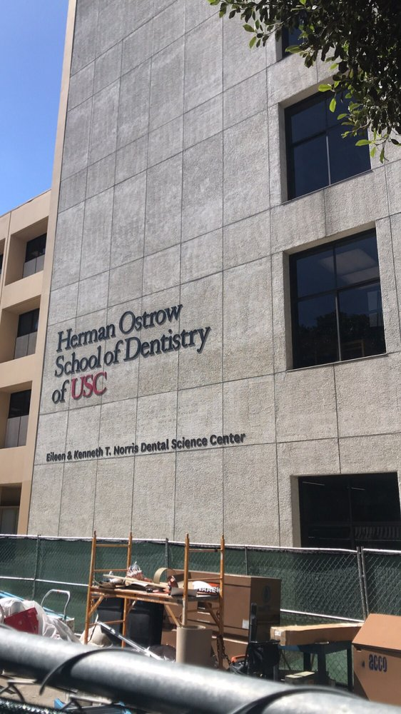 Herman Ostrow School of Dentistry of USC - 26 Photos & 74 Reviews