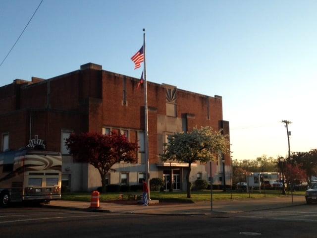 Secrest Auditorium: 334 Shinnick St, Zanesville, OH