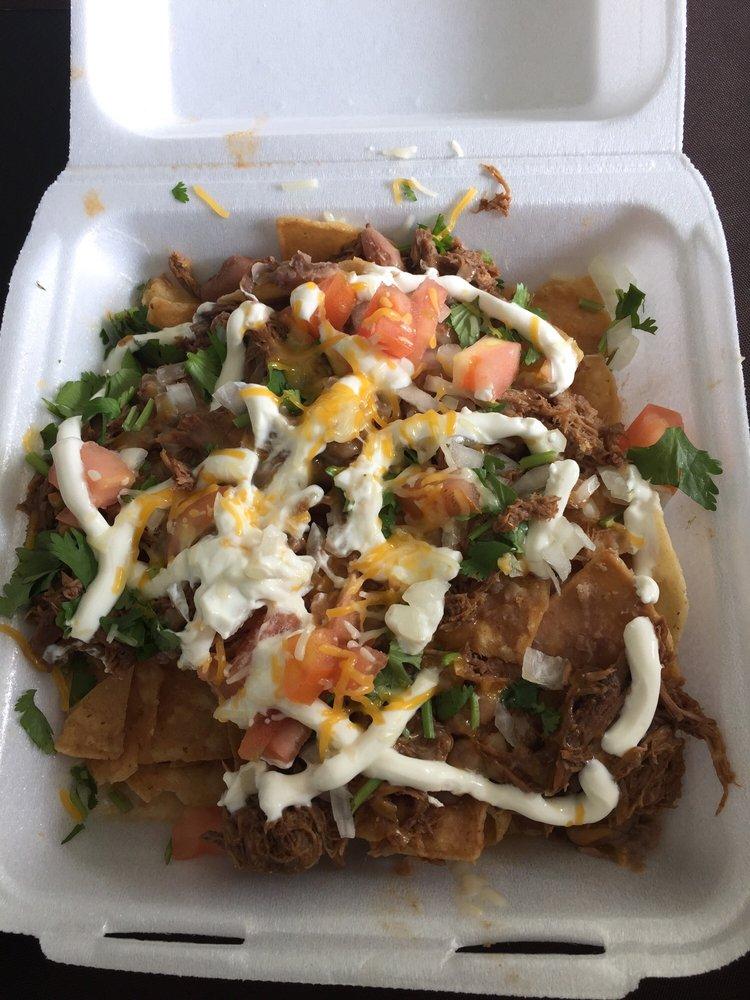 Mi Taqueria Potosina Mexican Food: 75-5491 Mamalahoa Hwy, Holualoa, HI