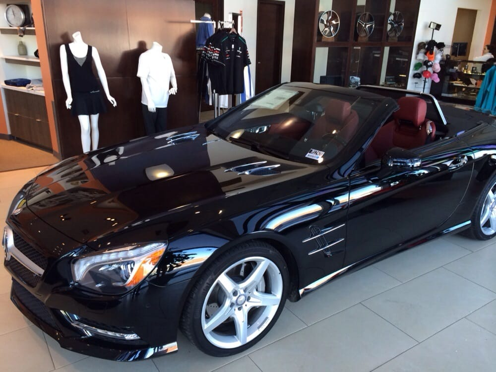 I tried this on and it fits i 39 ll take two yelp for Mercedes benz chicago service