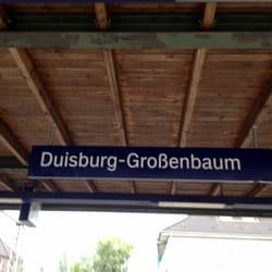Bahnhof Duisburg Grossenbaum Train Stations Grossenbaumer Allee 1