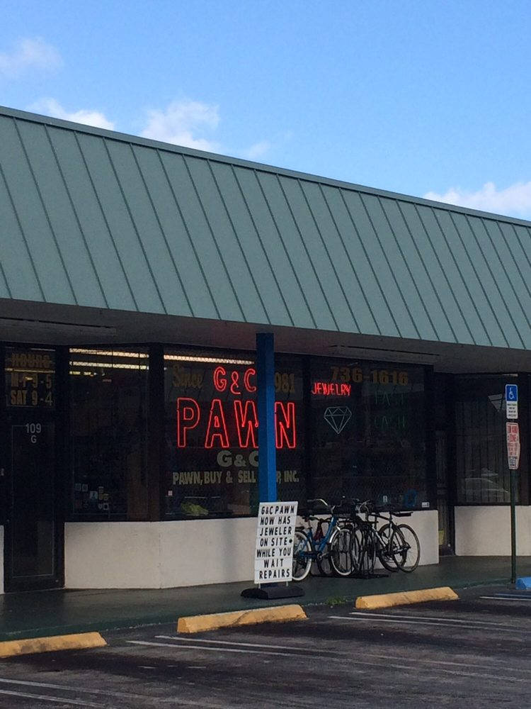 G And C Pawn Shop