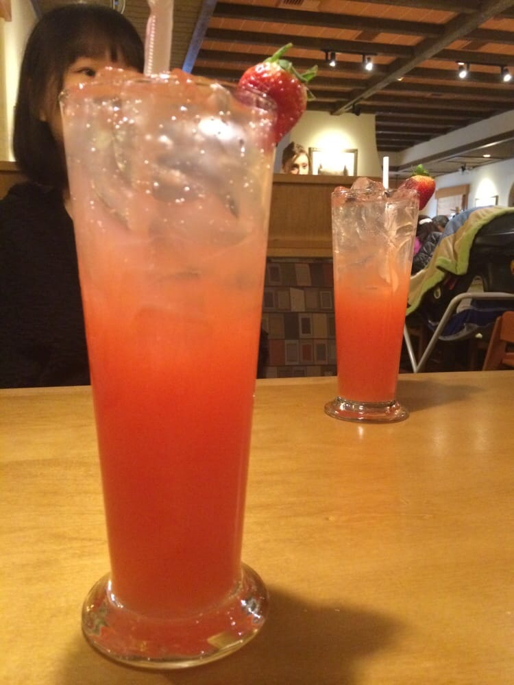Strawberry Passion Fruit Limonata Yelp