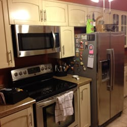 Save Wood Kitchen Cabinet Refinishers - Contractors - 3355 N Ridge ...