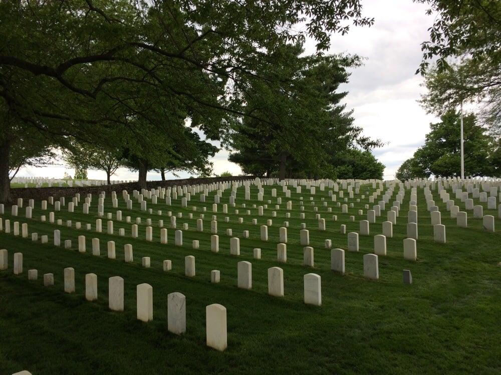 Lebanon National Cemetery: 20 State Hwy 208, Lebanon, KY