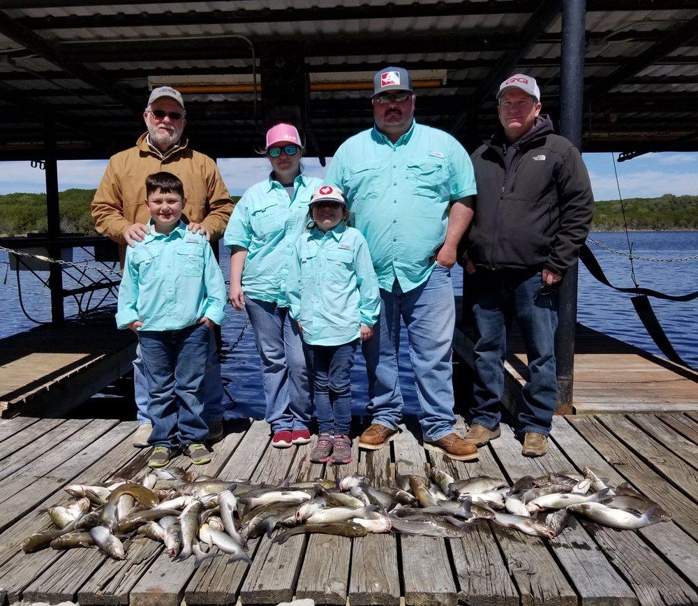 Final Cast Guide Service - Squaw Creek Reservoir: 2300 Coates Rd, Granbury, TX