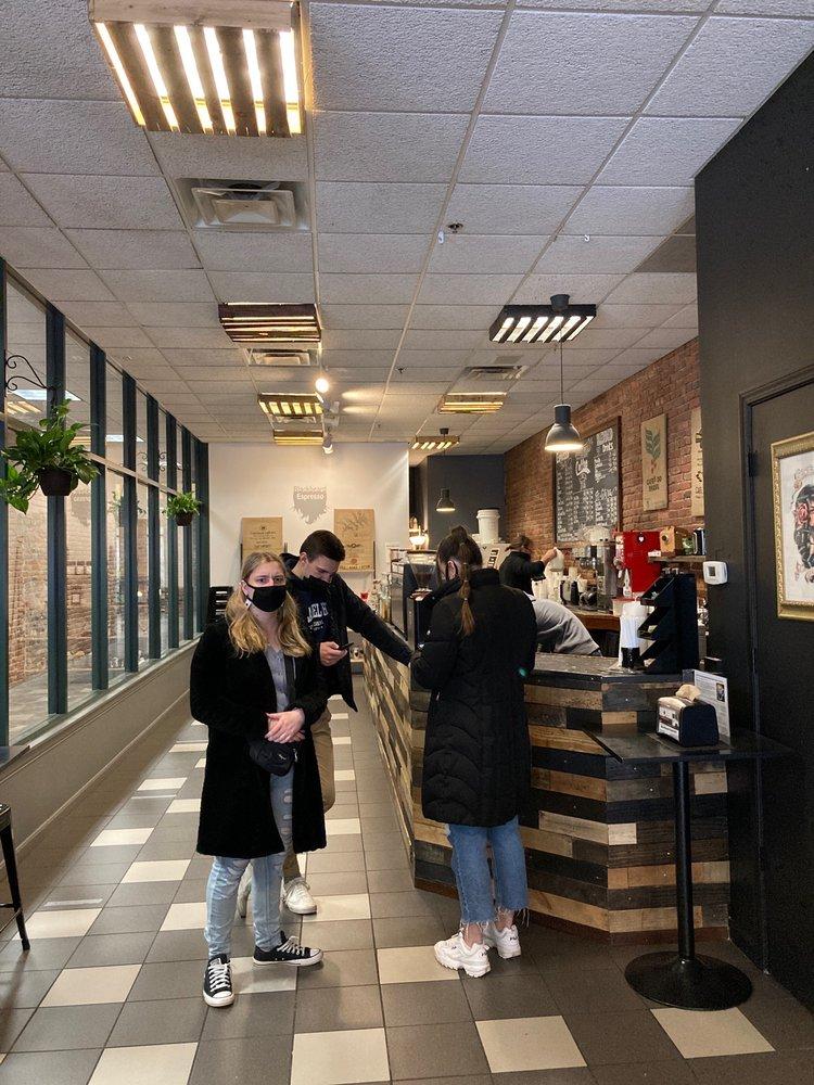 Blackbeard Espresso: 718 W Main St, Louisville, KY