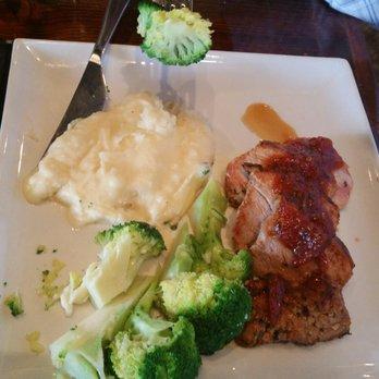 Photo Of Urban American Kitchen   Houston, TX, United States. Delicious  Pork Tenderloin