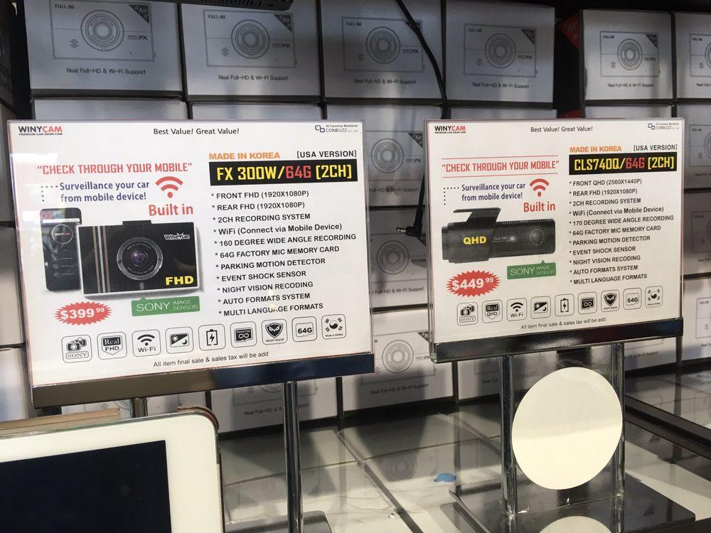 Photos for Winycam Dash cam & Tint - Yelp