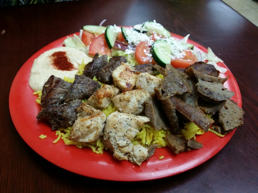 Gyros Plus: 209 E Casino Rd, Everett, WA