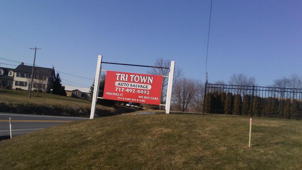 Tri Town Auto Salvage - Car Buyers - 865 Milton Grove Rd, Mount Joy ...