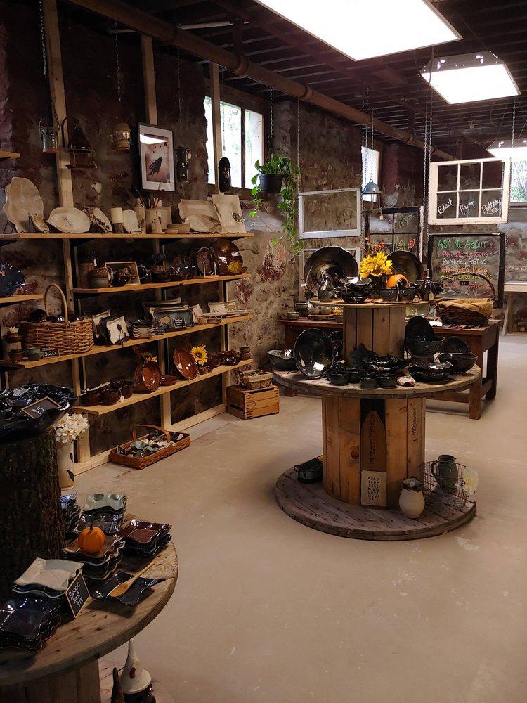 Black Raven Pottery: 37 South Grove St, East Aurora, NY