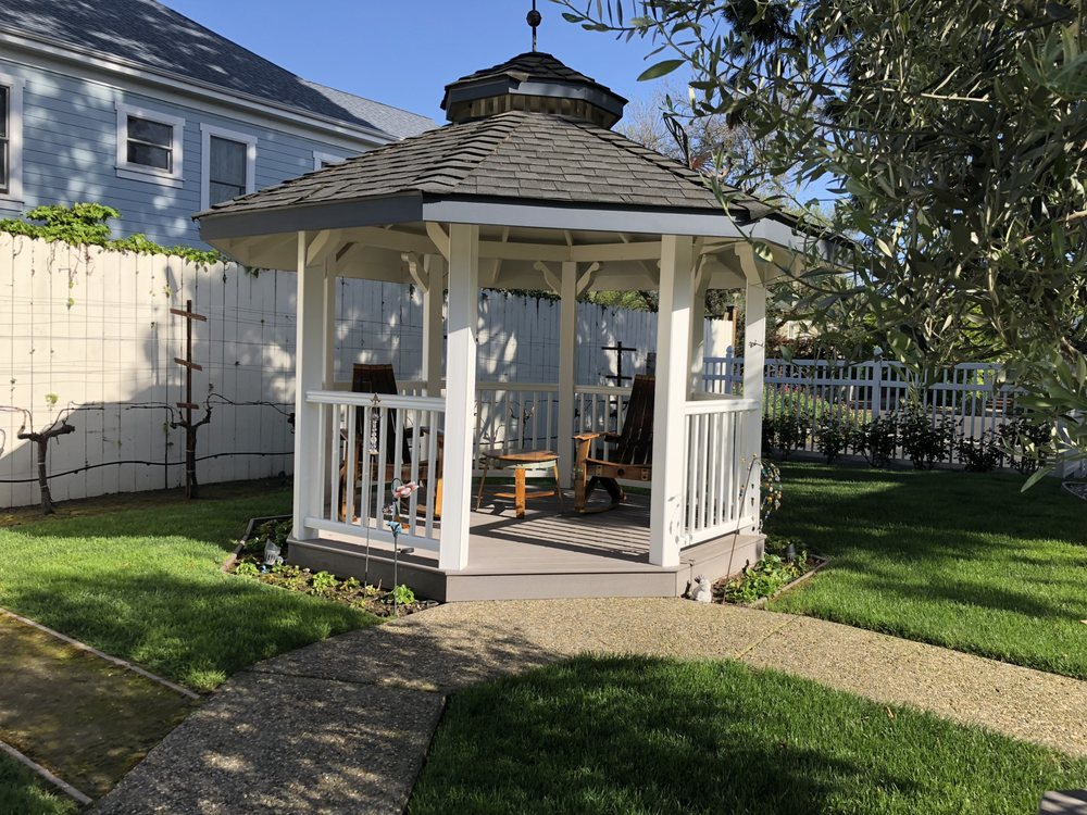 Arbor Guest House: 1436 G St, Napa, CA