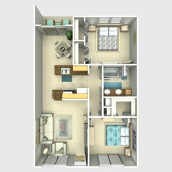 Royal Oaks Apartments - Get Quote - 23 Photos - Apartments - 3540 ...