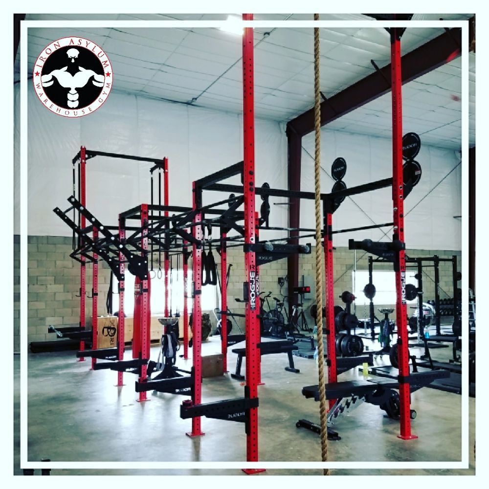 The Iron Asylum Gym