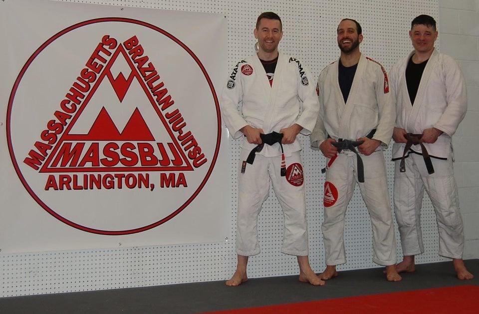Mass BJJ - Arlington: 26 Massachusetts Ave, Arlington, MA