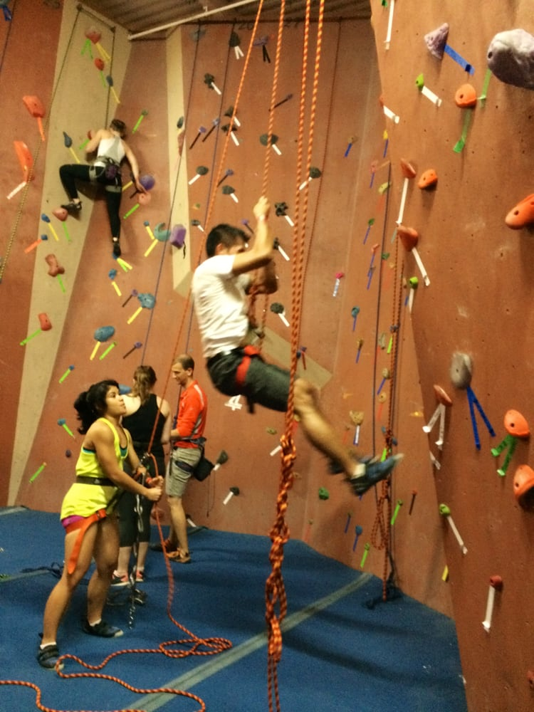 Philadelphia Rock Gym -East Falls