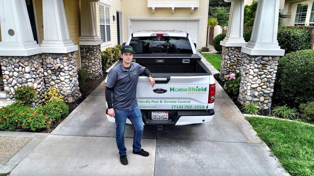 HomeShield Pest Control