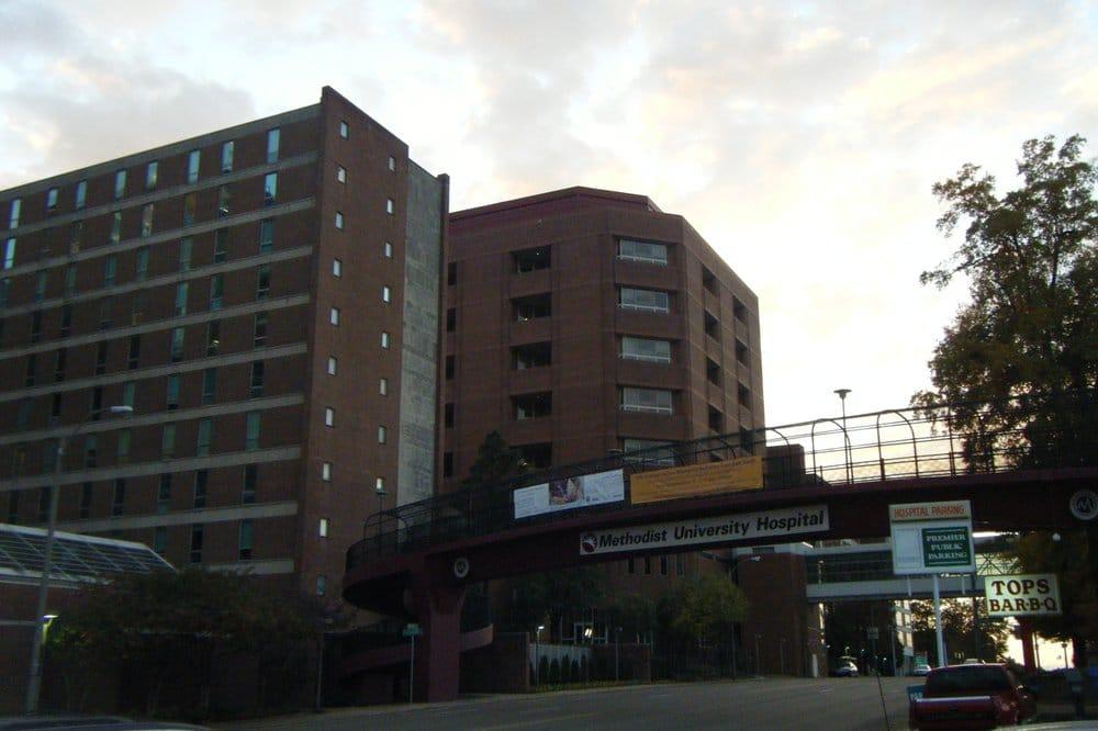 Restaurants Near Methodist Hospital Memphis