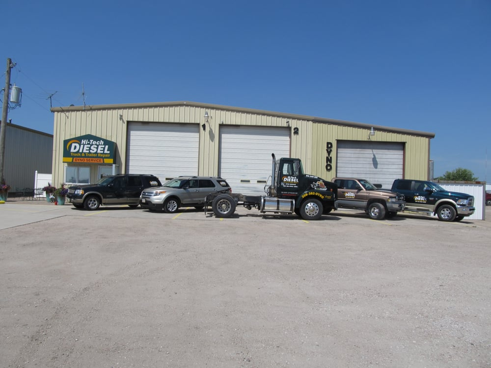 Hi-Tech Diesel Truck & Trailer Repair: 5050 S Elk Dr, Grand Island, NE