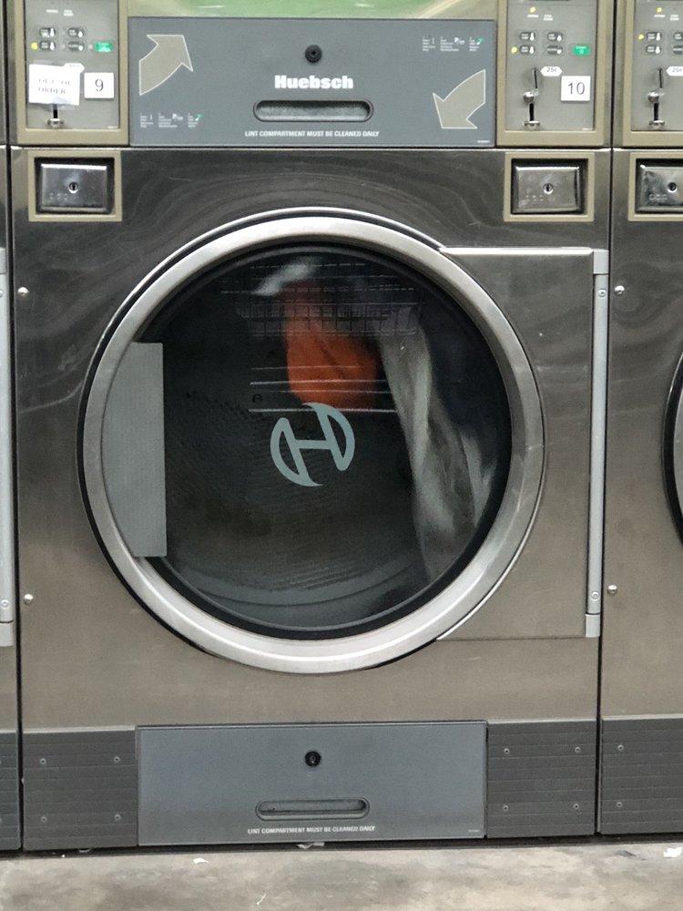 Laundromat: 112 W Roddam St, Sulphur, LA