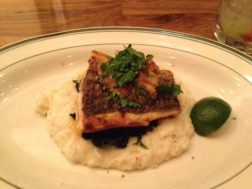 Fish with grits and kale yelp for Fish and grits near me