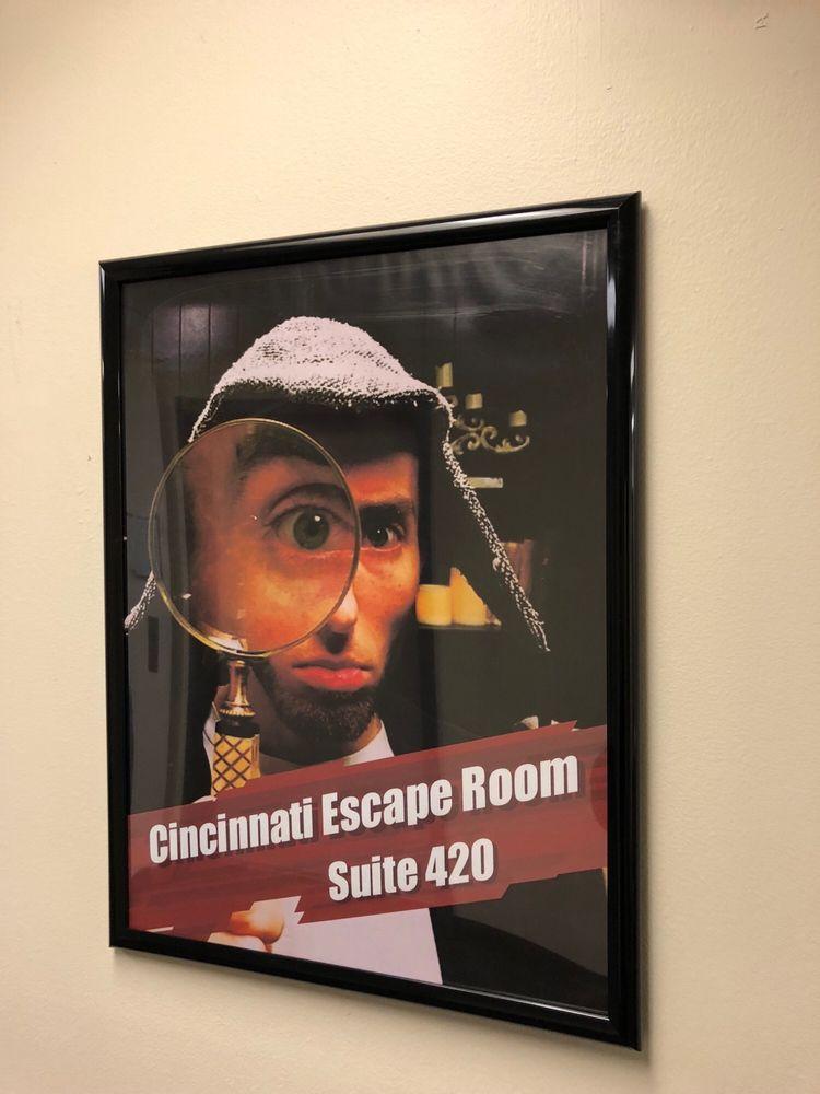 Cincinnati Escape Room: 2300 Montana Ave, Cincinnati, OH