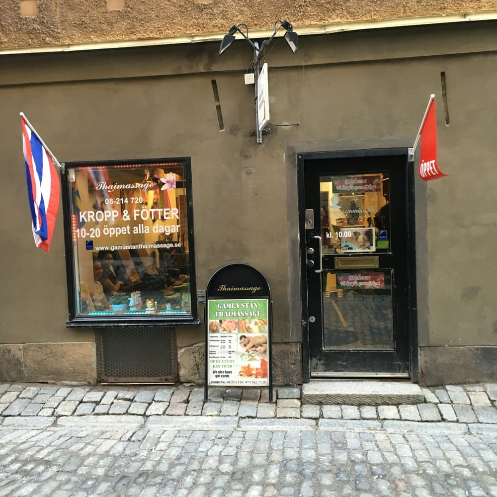 thaimassage gamla stan super boobs