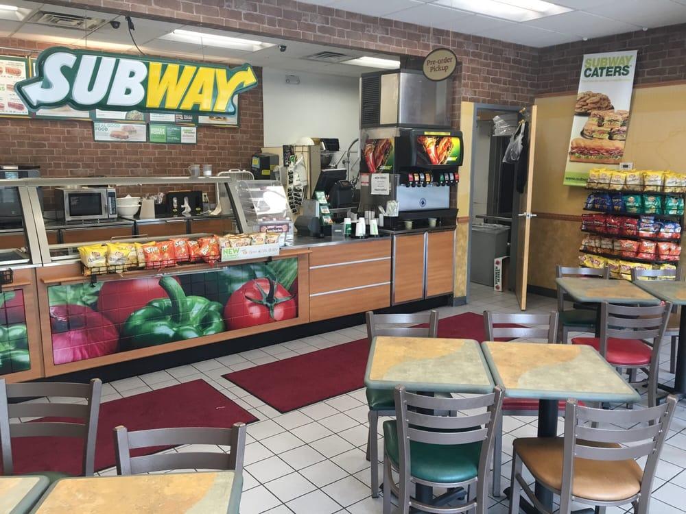 Subway: 255 New Scotland Ave, Albany, NY
