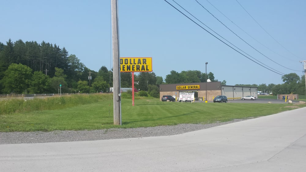Dollar General Store: 11281 Alexander Rd, Attica, NY