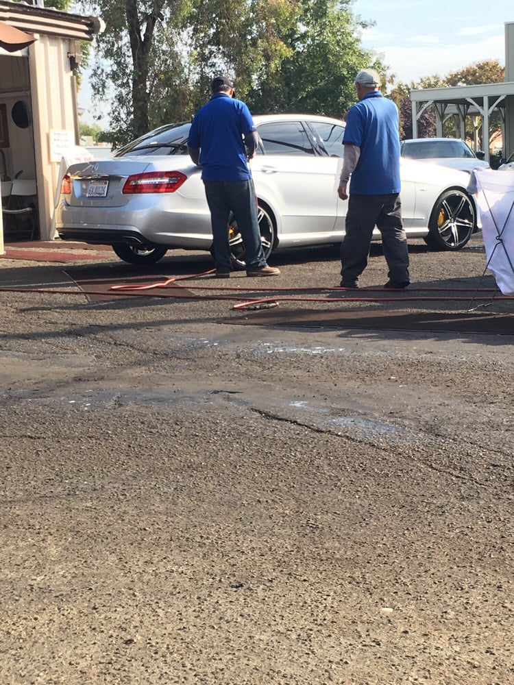 Car Wash Clovis