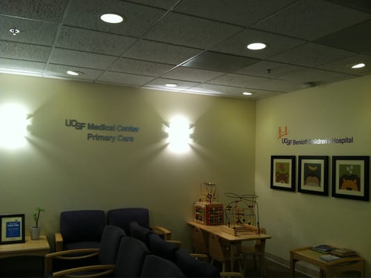UCSF Primary Care 3490 California St Ste 200 San Francisco