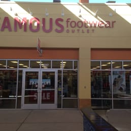El Pasos only Outlet shopping center. With almost famous name-brand stores plus free round trip shuttle service for our customers.
