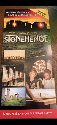 Stonehenge at Union Station 30 W Pershing Rd Kansas City, MO