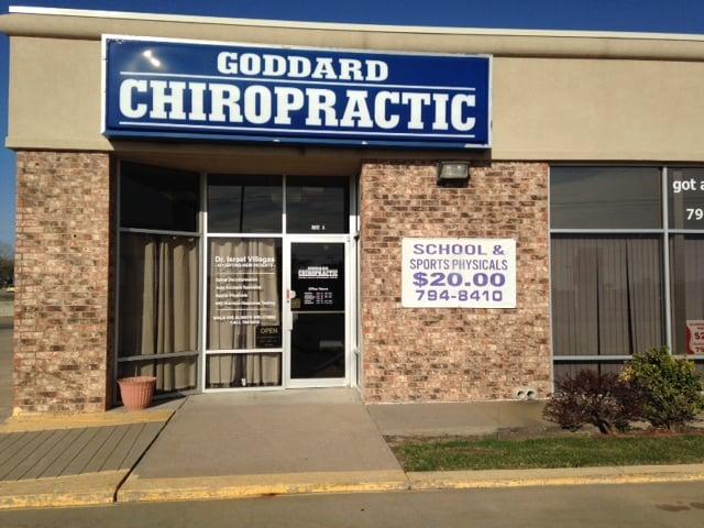 Goddard Chiropractic: 701 N Goddard Rd, Goddard, KS