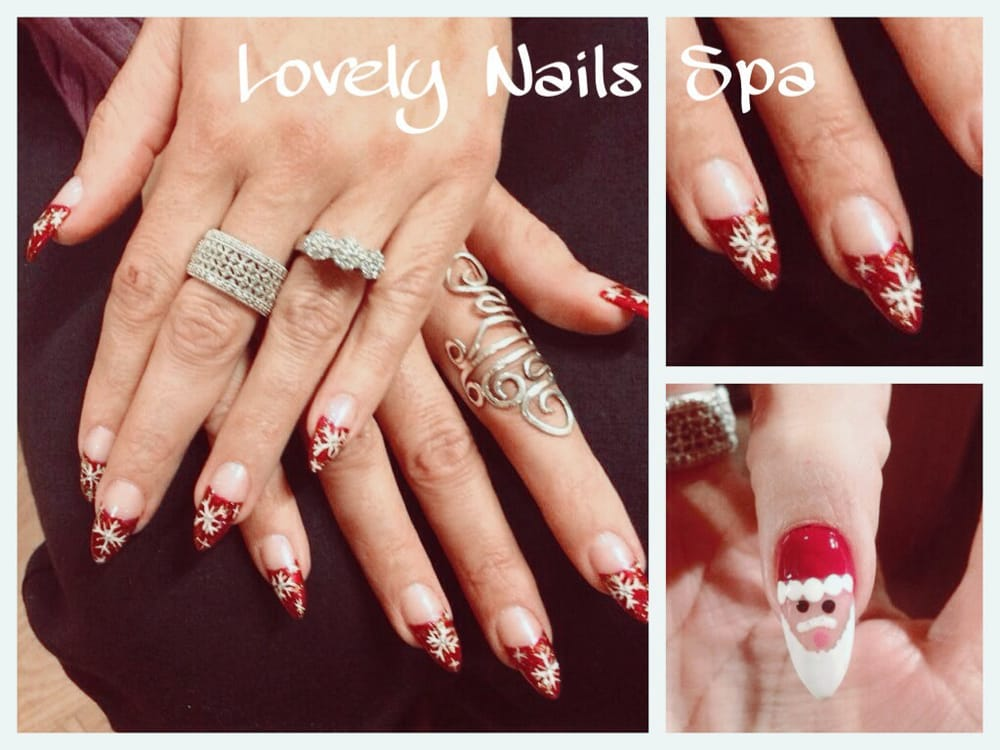 Lovely Nails Spa - 36 Photos & 23 Reviews - Day Spas - 2210 Broad St ...