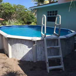 Photo Of Rec Pool And Spa Fort Lauderdale Fl United States 12x24