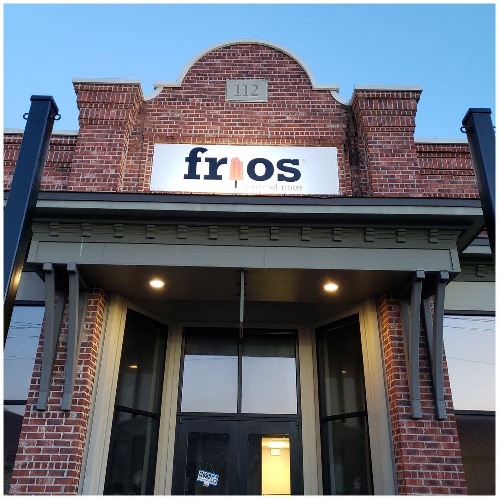 Frios Gourmet Pops: 112 Clark St NE, Cullman, AL