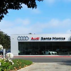 Photo Of Santa Monica Audi Ca United States