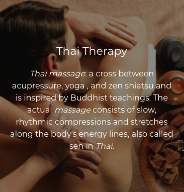 patricia massage thai massage nv
