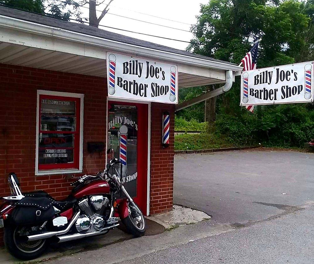 Billy Joe's Barber Shop: 1016 W Central Ave, LaFollette, TN