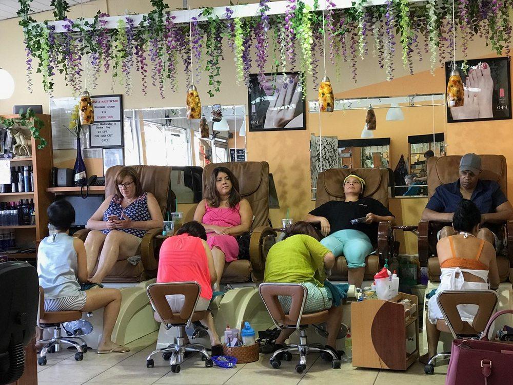 Kim Hair & Nails: 15036 Hesperian Blvd, San Leandro, CA