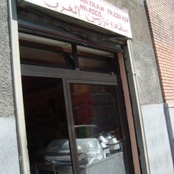 Oristecciria Mataam Tazzarin Maroco - Cucina marocchina - Via ...