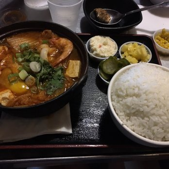 Photo Of Guppy House   Irvine, CA, United States. Kimchi Hot Pot With