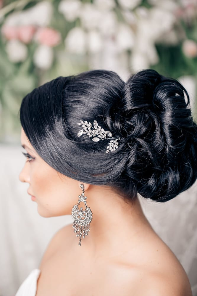Photo de Elstyle - Pasadena, CA, États-Unis. Wedding hair and makeup